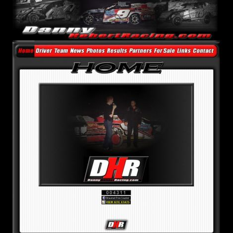 Danny Hebert - Walters Web Design ( 2010 Website Designs )