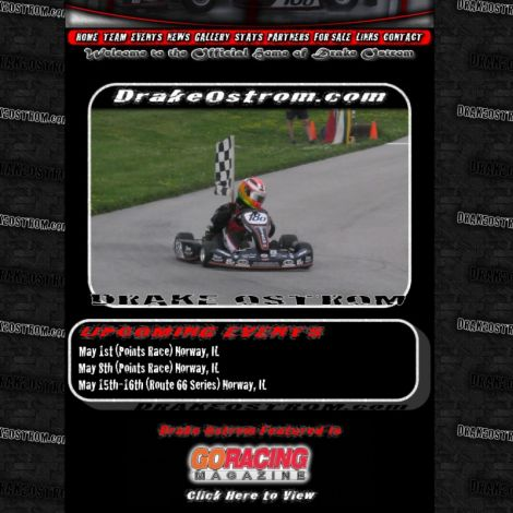Drake Ostrom - Walters Web Design ( 2010 Website Designs )