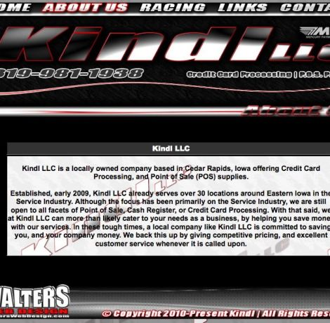 Kindl LLC - Walters Web Design ( 2010 Website Designs )