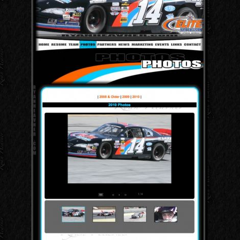 Ryan Heavner - Walters Web Design ( 2010 Website Designs )