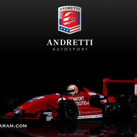 2010 Sage Karam - Andretti Autosport Wallpaper ( Wallpaper Portfolio )