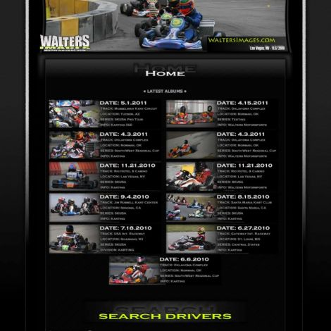Walters Images - Walters Web Design ( 2011 Website Designs )