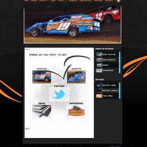 Berneil Mills - Walters Web Design ( 2012 Website Designs )
