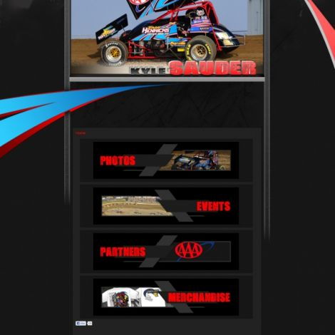Kyle Sauder - Walters Web Design ( 2012 Website Designs )