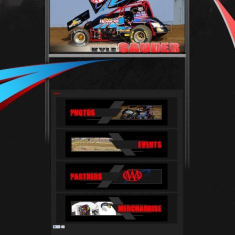 Kyle Sauder - Walters Web Design ( 2012 Website Designs )