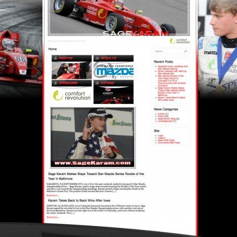 Sage Karam - Walters Web Design ( 2012 Website Designs )
