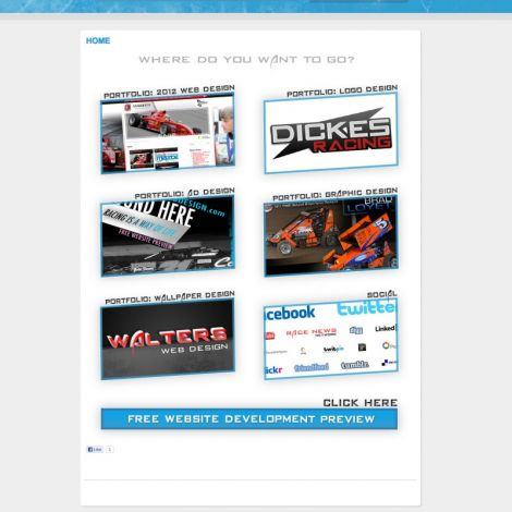 Walters Web Design ( 2012 Website Designs )
