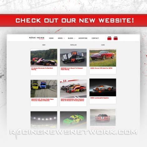 Racing News Network Website Launch 2013