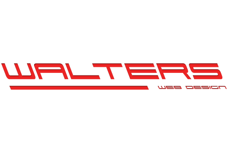 Walters Web Design Red Logo