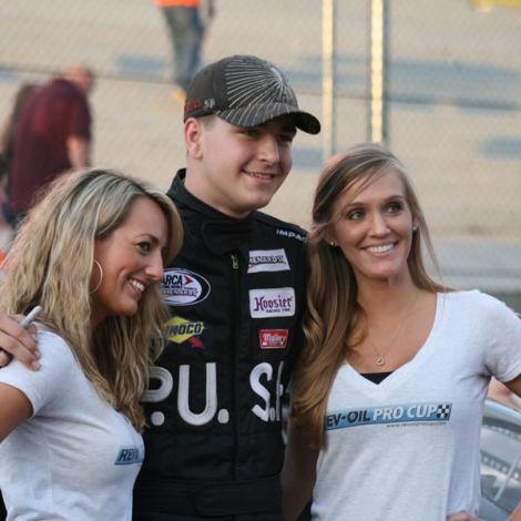 2012 Ryan Heavner - Rev-Oil Pro Cup Series (Motor Mile Speedway)