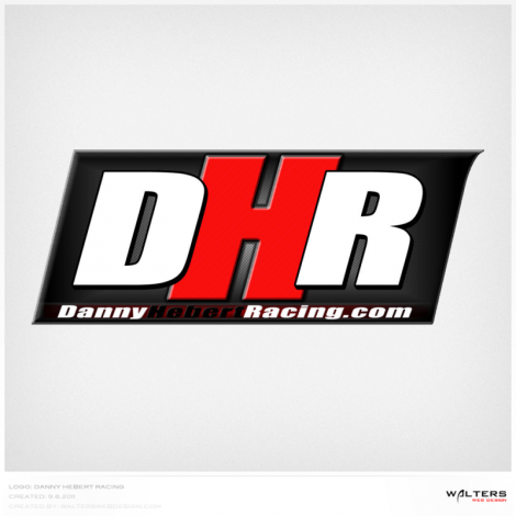 Danny Hebert Racing - Walters Web Design ( 2011 Logo Designs )