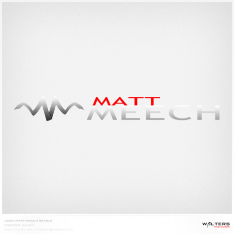 Matt Meech Racing - Walters Web Design ( 2011 Logo Designs )