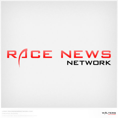 Racing News Network Logo - Walters Web Design ( 2011 Logo Designs )