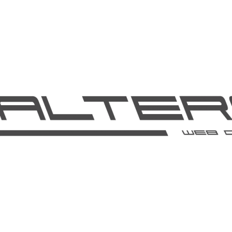 Walters Web Design Dark Grey Logo