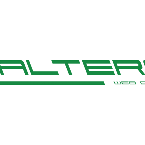 Walters Web Design Green Logo