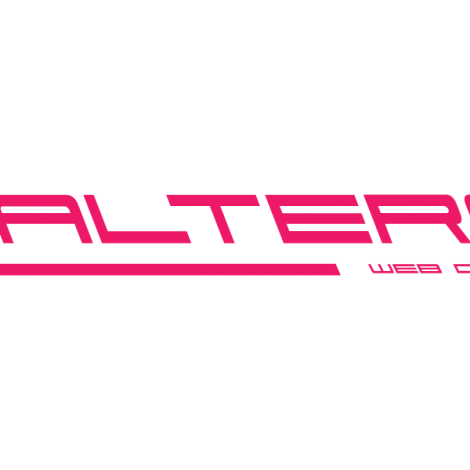 Walters Web Design Hot Pink Logo