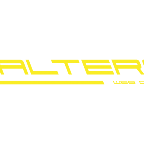 Walters Web Design Yellow Logo