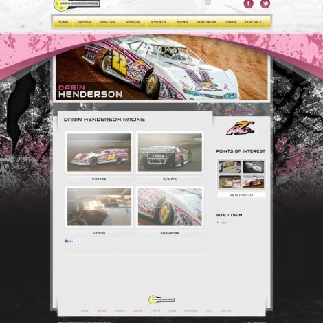 2013 Darin Henderson Racing Created by Walters Web Design 470x470 ABOUT