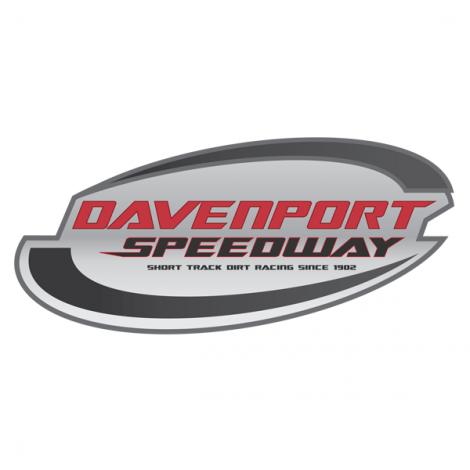 Davenport Speedway Logo ( 2014 Logo Designs )