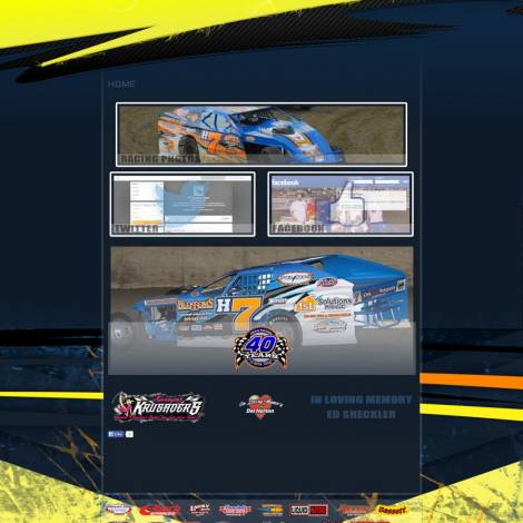 H7 Racing Team Website - Walters Web Design