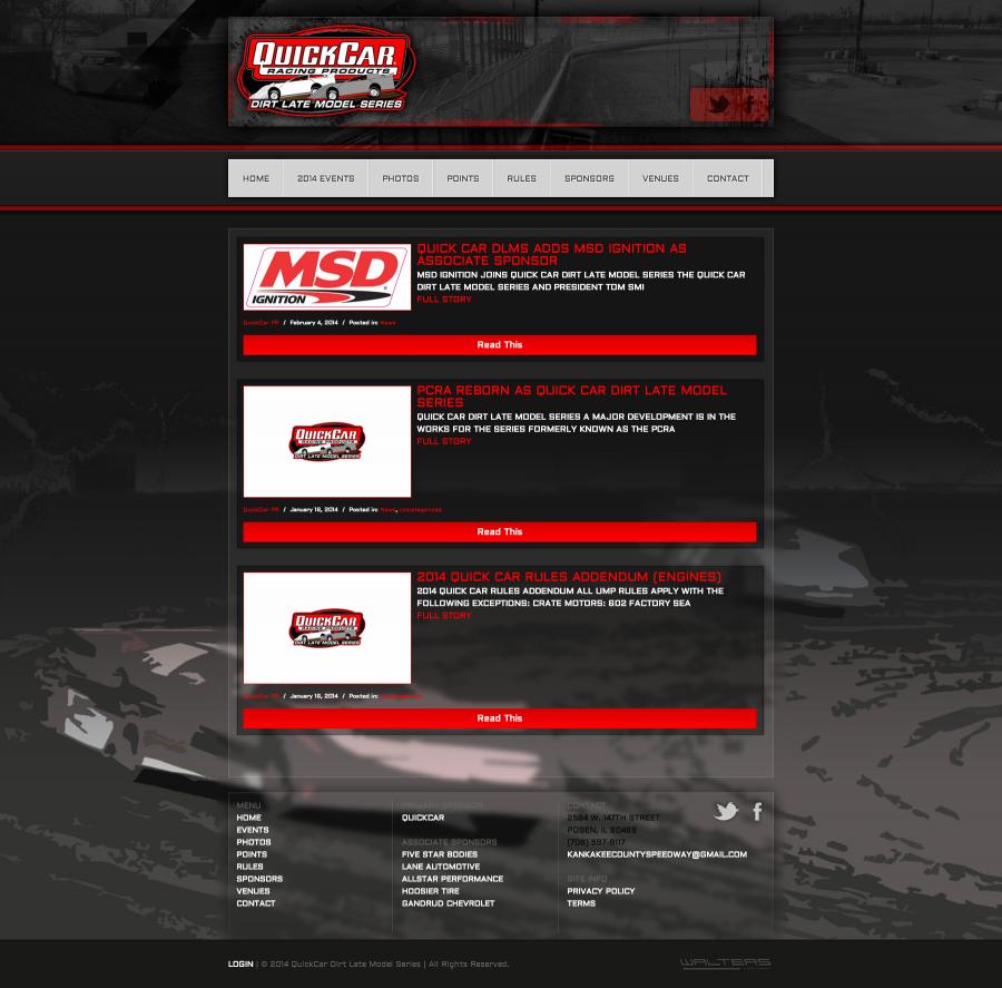 Web Design Ideas: 2014 Website Designs
