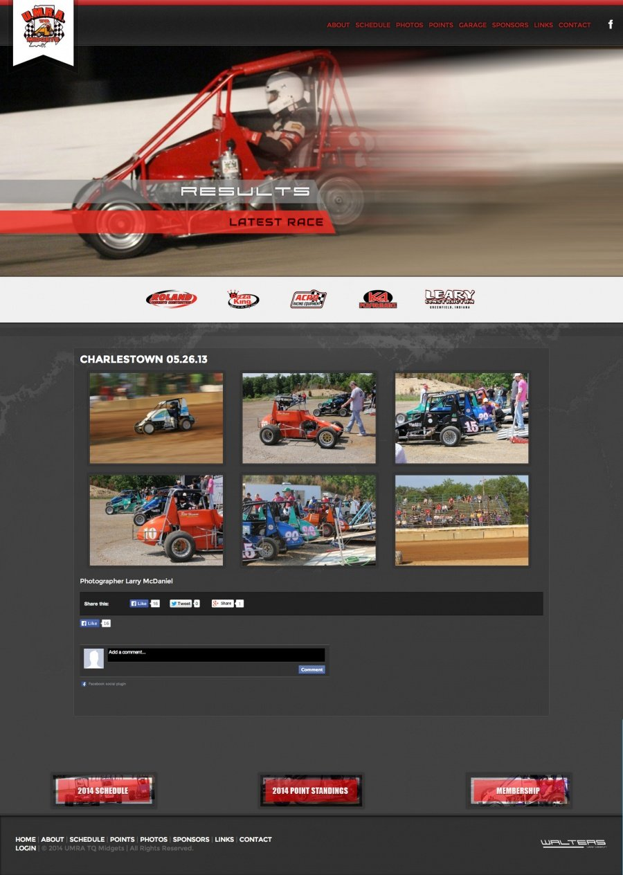 United midget racing association-4384