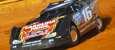 Colby Cannon Dirt Late Model Team Website Design