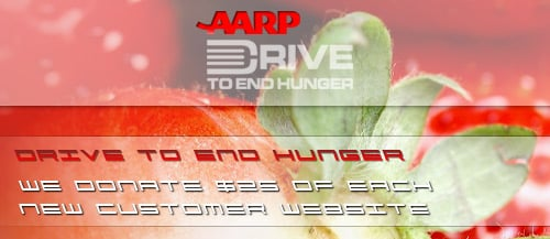 Walters Web Design Drive To End Hunger Foundation