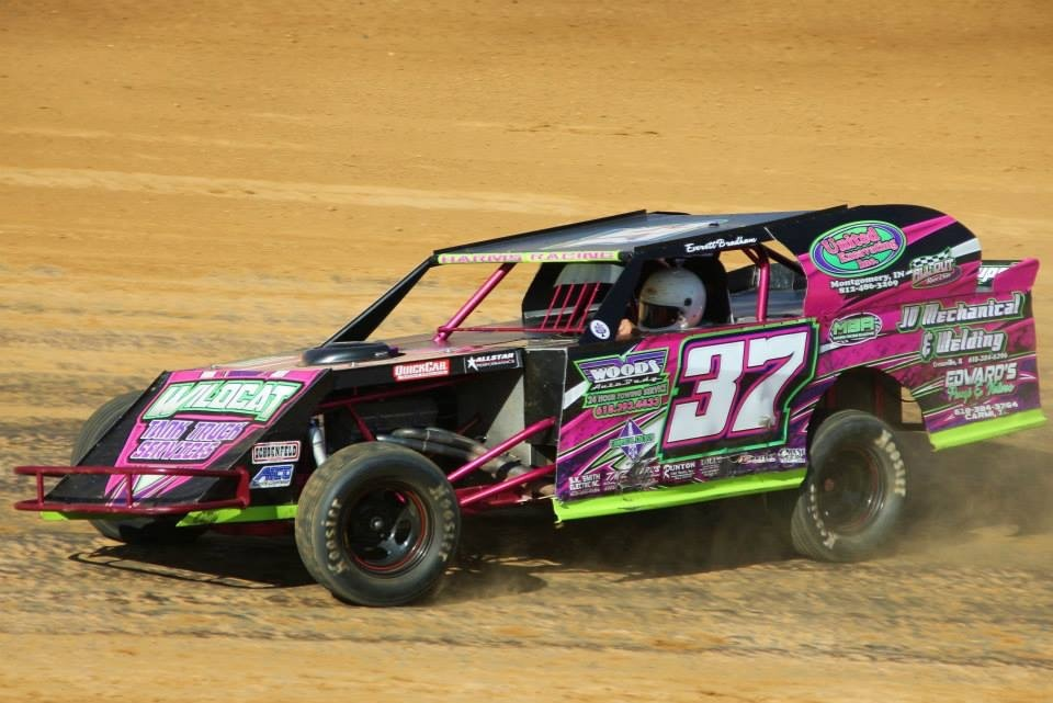 Wes Harms Racing Website Links Modified - Walters Web Design