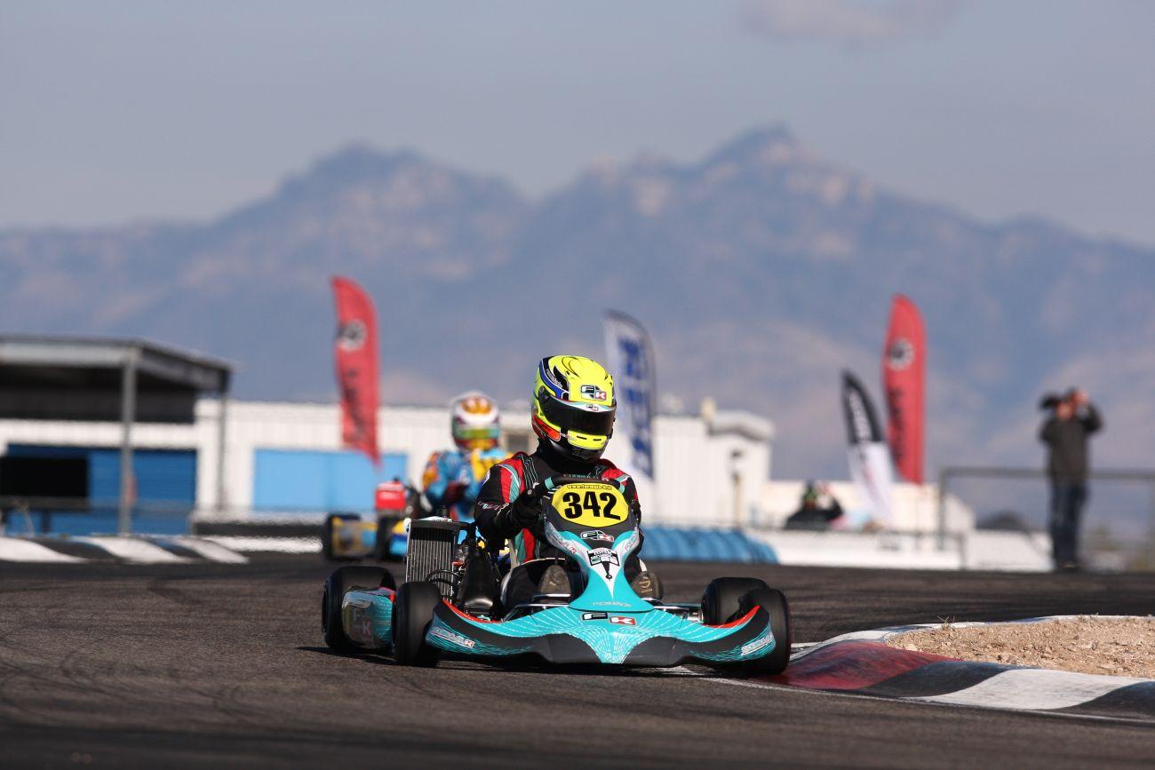Jake Craig American Karting Driver Website
