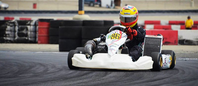 Kol Bailey Karting Driver Website