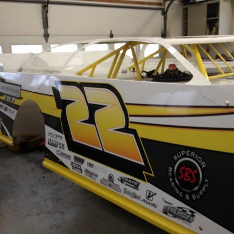 Darin Henderson Racing Crate Dirt Late Model Racing Team