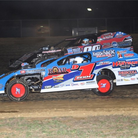 Lance Dehm Racing Modified Driver Website