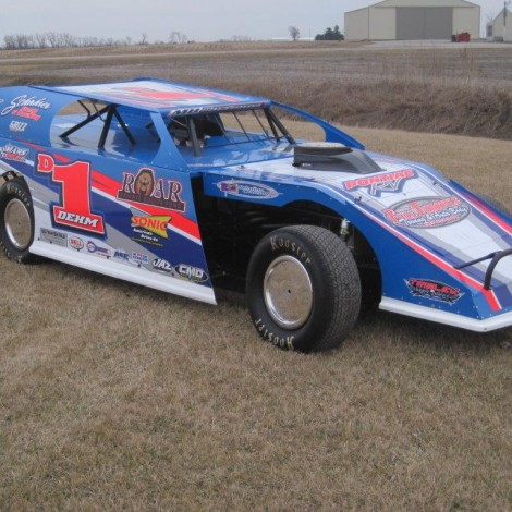 Lance Dehm Racing Modified Team Website