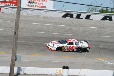 Ryan Heavner Independent ARCA Team Fairgrounds Speedway Nashville