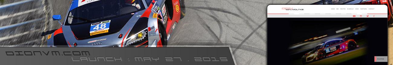 Dion von Moltke IMSA Tudor SportsCar Driver Website