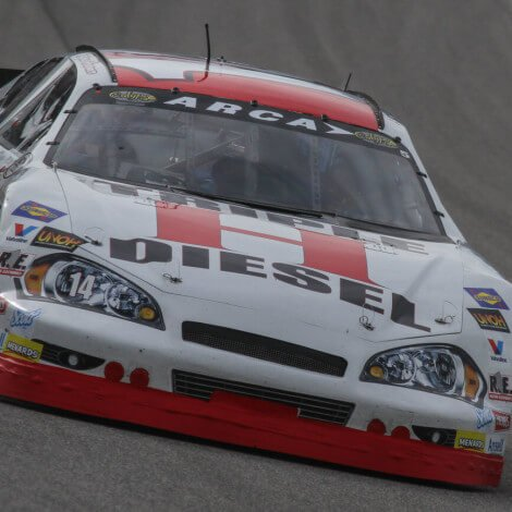 Ryan Heavner Chicagoland Speedway ARCA Racing Series Car Photos