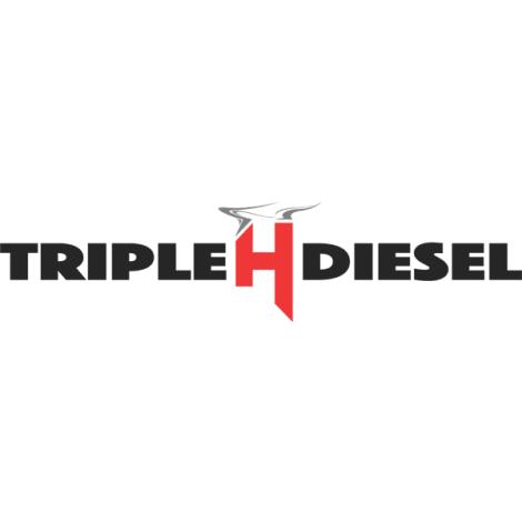 Triple H Diesel Logo Design