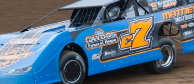 Kenny Christy Dirt Late Model Driver Website
