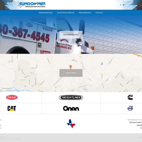 2016 Sundowner Truck Repair Website Design - Walters Web Design copy