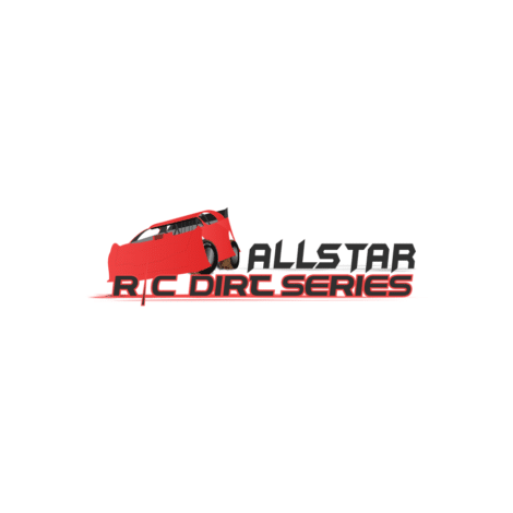 Allstar RC Dirt Series Logo - Perfect Square