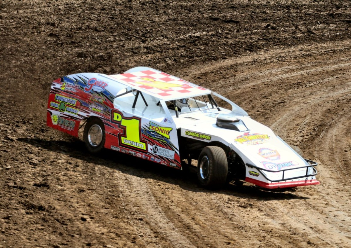 Lance Dehm Begins Final Dirt Racing Season