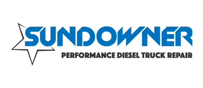 Sundowner Truck Repair Website Design
