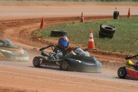 ryan heavner karting