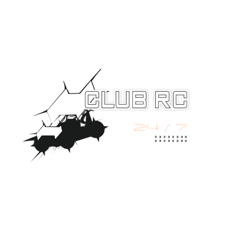 Club RC Houston Logo White Square